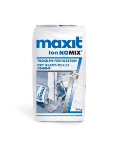 maxit no mix Trocken-Fertigbeton