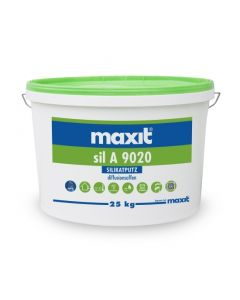 maxit sil A 9020 Kratzputz