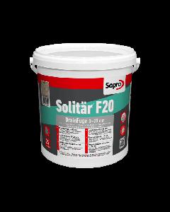Sopro Solitär® F20 - DrainFuge 3–20 mm Pflastergrau
