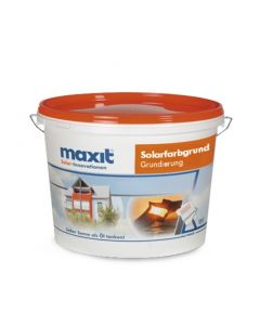 maxit-Solarfarbgrund