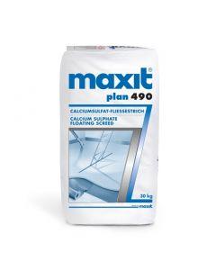 maxit plan 490 Calciumsulfat-Fließestrich