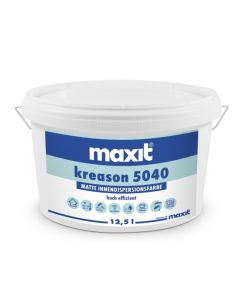maxit kreason 5040 Innendispersionsfarbe, 12,5 ltr.