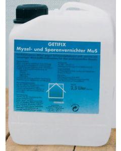 Myzel- und Sporenvernichter MuS 2,5 Liter
