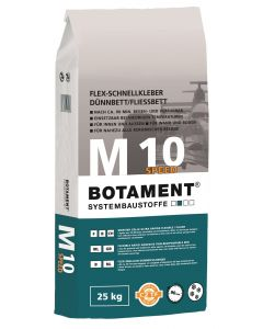 BOTAMENT® M 10 SPEED 25 kg