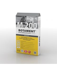 BOTAMENT® M200 Multimörtel