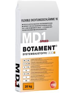 BOTAMENT® MD 1 SPEED 20 kg